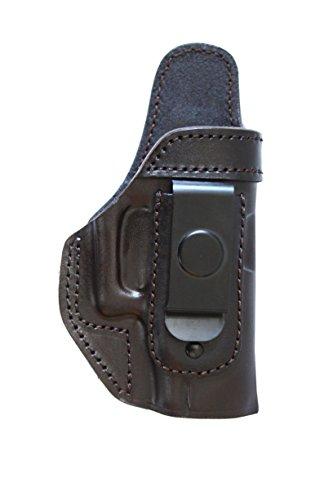 Falco IWB Leather Holster for L Frame Revolver 2.5'