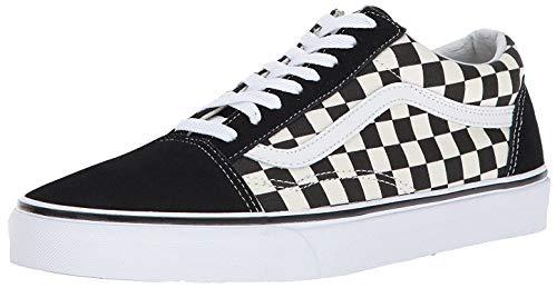Vans Old Skool Unisex Adults' Low-Top Trainers Black/White