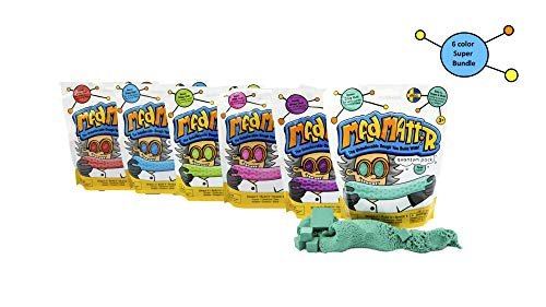 MAD MATTR Super-Soft Modelling Dough Compound That Never Dries Out by Relevant Play (Assorted, 60oz)