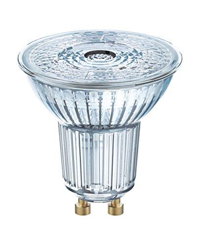 Osram LED Star PAR16 3536° Reflektorlampe, mit GU10-Sockel, 3W, KaltWeiß - 4000 Kelvin, 1er-Pack