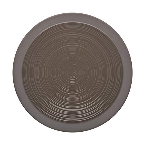 Lot de 6 Assiettes plates rondes 26 cm