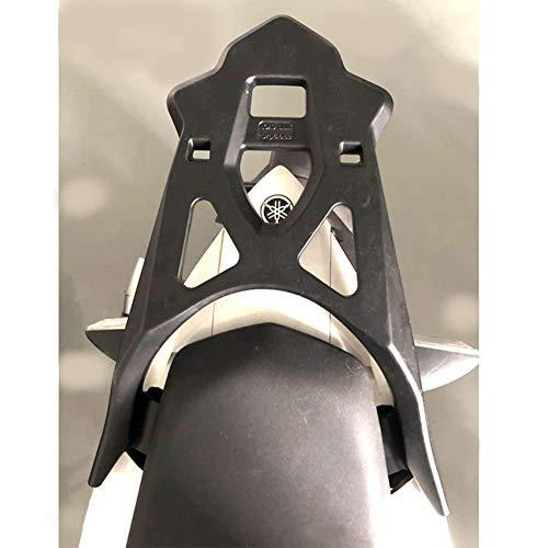 FairOnly für YA-MA-HA Exccier / RC150 / LC150 Motorrad Aluminiumlegierung schwarz Schwanz Gepäckträger Regalzubehör