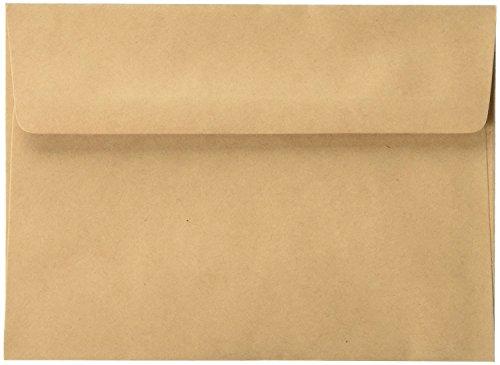 Mohawk Skytone Vellum Parchment Envelopes Aged - Size A6 (4 3/4 X 6 1/2) 60 Lb Text - 25 Envelopes Per Pack