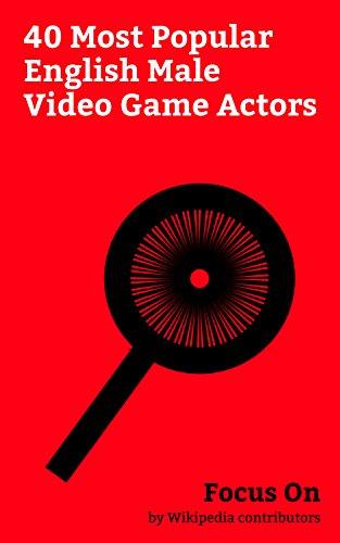Focus On: 40 Most Popular English Male Video Game Actors: Patrick Stewart, Ian McKellen, Tom Hiddleston, Daniel Craig, Gary Oldman, Kit Harington, Stephen ... Christopher Lee, Matt Smith (actor), etc.