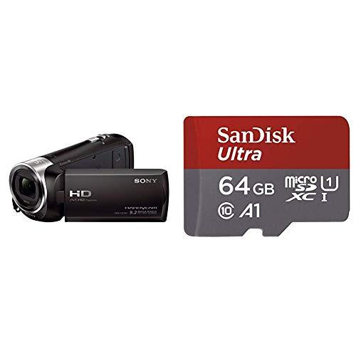 Sony HDR-CX240 Caméscope Handycam avec...