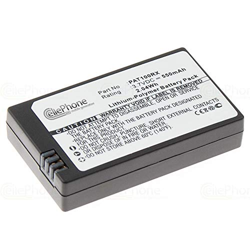 cellePhone Batteria Li-Polymer Compatibile con Parrot Jumping Sumo Mini Drone Rolling Spider (sostituita PF070071)