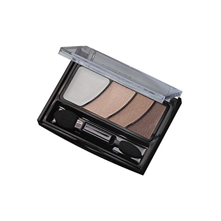 アクセシブル赤外線ハチちふれ化粧品 グラデーション アイ カラー(チップ付) ブラウン系 アイカラー74