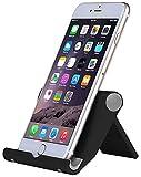 Lucklystar Tablet Ständer Handyhalterung Multi Winkel Handy Stand Halter kompatibel mit Samsung...