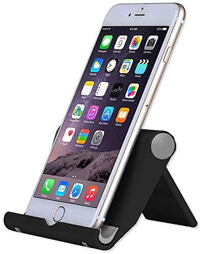 Lucklystar Tablet Ständer Handyhalterung Multi Winkel Handy Stand Halter kompatibel mit Samsung S10/S9/S8/A3/A5, Huawei P30 Pro Dual/P20Pro/P10Lite/Mate20, iPhone XS/XR/X/8/8plus/7,LG V30 handyhalter