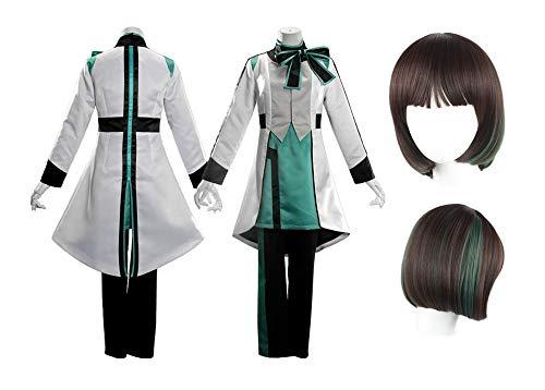 HALLE コスプレ衣装 コスチューム イズ風衣装+ウイッグセット なりきり パーティー イベント仮装 (Sサイズ)