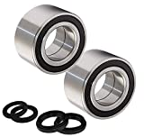 GaofeiLTF Front Wheel Bearings and Seal Kit Fits 88-00 Honda TRX300FW Fourtrax 4x4 Both Sides