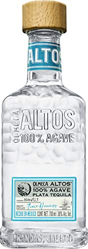 Olmeca Altos Plata Tequila 70 cl