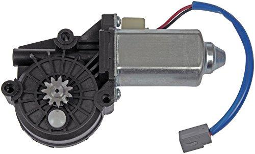 Dorman 742-184 Rear Passenger Side Power Window Motor for Select Ford Models