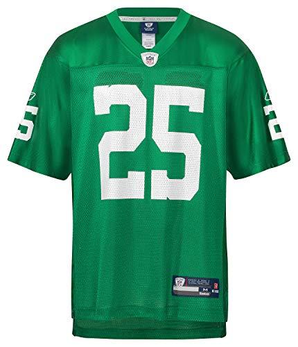 Reebok NFL Football Trikot Jersey Philadelphia Eagles LeSean McCoy #25 Throwback (Large)