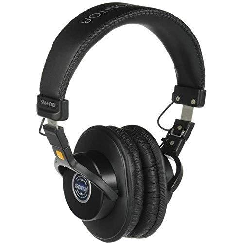 Senal SMH-1000 Professional Field and Studio Monitor Headphones