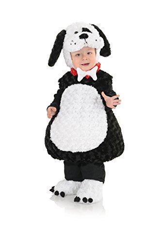 UNDERWRAPS Toddler Baby's Puppy Costume, Black, Medium (18-24 Months)
