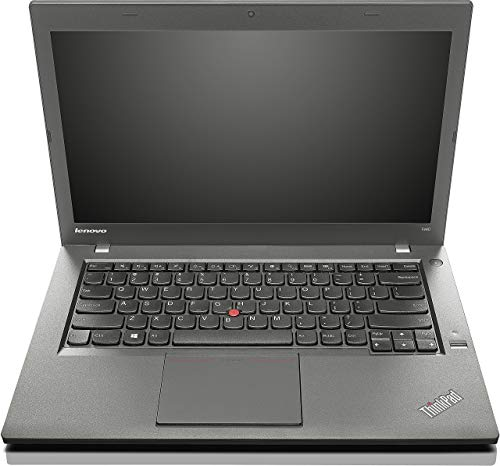 Lenovo ThinkPad T440 1.6GHz i5-4200U 14' 1600 x 900Pixel 3G Negro Ordenador portátil (reacondicionado)