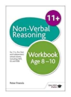 Non-verbal Reasoning Workbook Age 8-10 by Peter Francis(2016-04-26)
