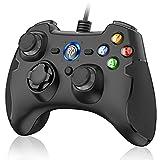 EasySMX 有線PS3/PCゲームパッド パソコンゲーミングコントローラー 連射・振動機能搭載 Windows/PS3/Android/TV Boxに対応
