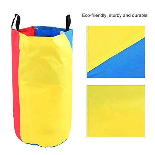 Alomejor Sack Race Bags Kindersport Outdoor Game Bag Aktivitäten für Familienfeiern Spiele