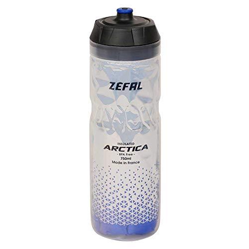ZÉFAL Artica Bidón Isothermo Arctica 75 Azul, 750ml, Unisex Adulto, 750 ml