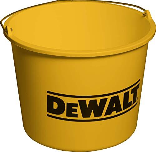 DEWALT DXWT-309 Cubo, amarillo, 20 L