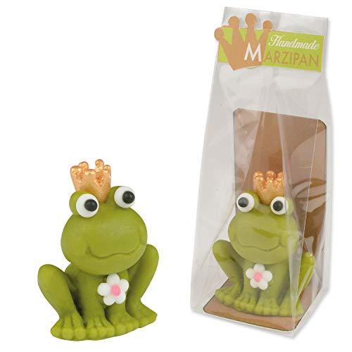 1 Froschkönig aus Marzipan