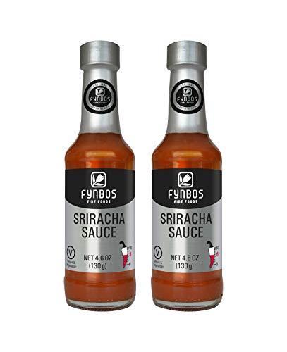 2 x Salsa Sriracha 130g - Fynbos de MariamPantry