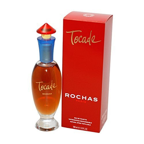 Rochas Tocade - Eau de toilette, 100 ml, empaquetado y recargable