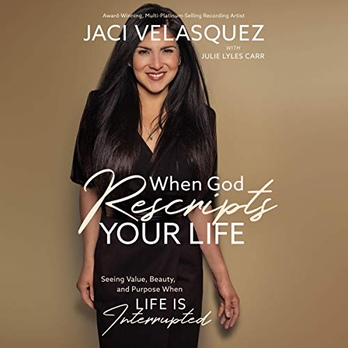 When God Rescripts Your Life cover art
