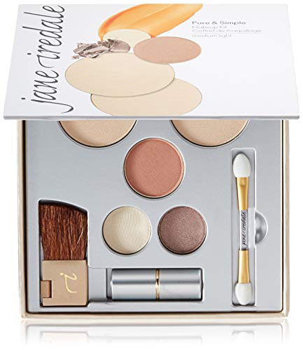jane iredale Pure & Simple Makeup Kit, Medium Light