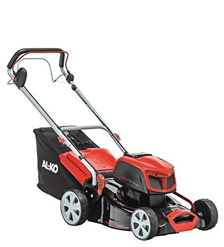 AL-KO Akku-Rasenmäher 42.9 Li SP Energy Flex (Li-Ion Akku 40 V, 42 cm Schnittbreite, bis zu 400 m² Rasenfläche, 1-Gang Radantrieb, inkl. Akku und Ladegerät)