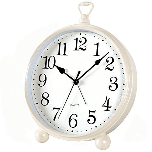 XT Klok Retro wekker Woonkamer klok decoratieve klok Modern wekker