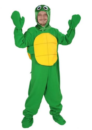 Schildkröte offen Einheitsgrösse XXL Kostüm Fasching Karneval