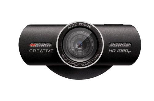 Creative Live! Cam inPerson USB-Webcam mit integriertem Mikrofon