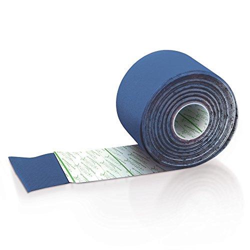 Gatapex Kinesiology-Tape 5,5m x 5cm blau