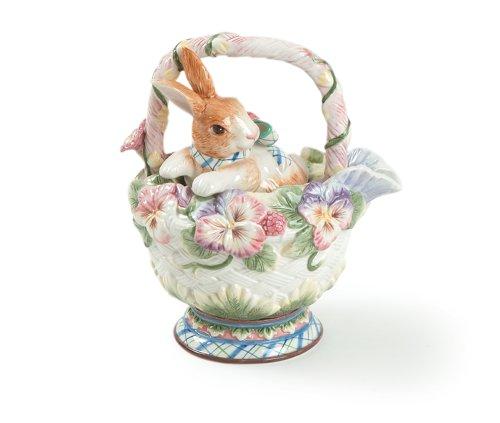 Halcyon Collection, Rabbit Teapot