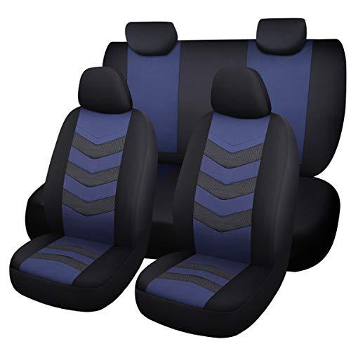 Auto coprisedili Set veicolo coperture sedili auto innenausstattung Golf, Golf Sportsvan, Golf Variant, Nuovi T della Roc, Tiguan, Nuovi Tiguan All Pace, TOUAREG