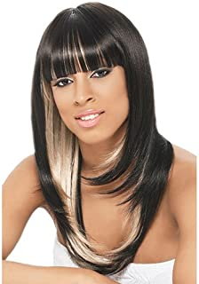 HARLEM 125 Shanghai Collection Synthetic Wig - SC131 Color - #UD350R