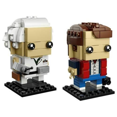 Lego 41611 - BrickHeadz - Movie - Back To The Future - Brixplanet