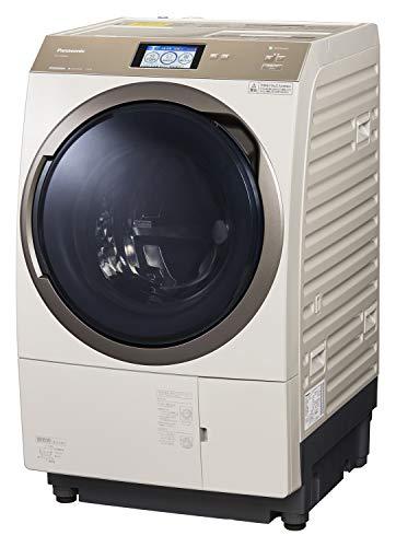 パナソニック ななめドラム洗濯乾燥機 11kg 左開き 液体洗剤・柔軟剤 自動投入 ナノイーX ノーブルシャンパン NA-VX900AL-N