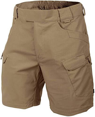Helikon Urban Tactical - Pantaloncini da uomo, 8,5 , colore: Verde Adaptive, Uomo, Coyote, XL