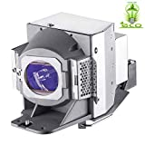 Angrox W1070 Lamp for Benq W1070 W1080st HT1075 HT1085st Projector Replacement Lamp Bulb