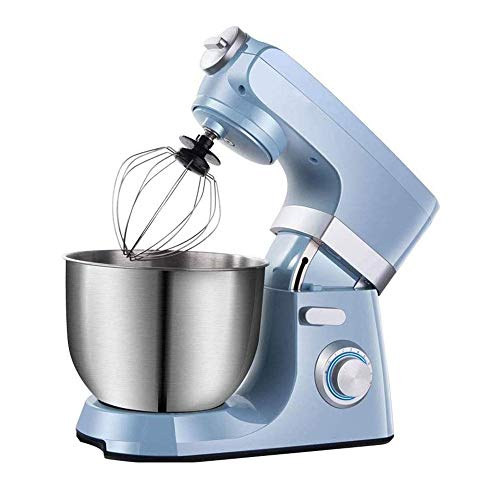 SMLZV Electric Mixer Kitchen,Tilt-Head Food Stand Mixer,Safe Dough Hook,Whisk,Beater,Splash Lid and Strong Suction Cups