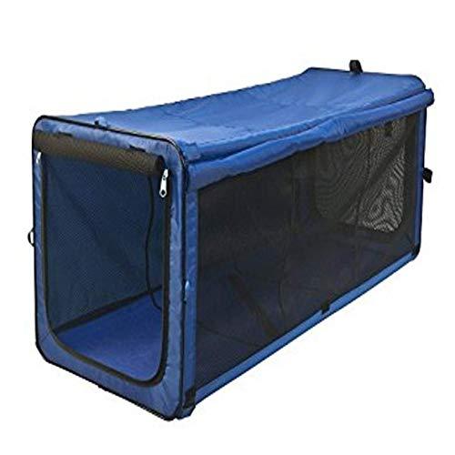 One for Pets The Indoor/Outdoor Cat Enclosure, Cat Playpen - Blue