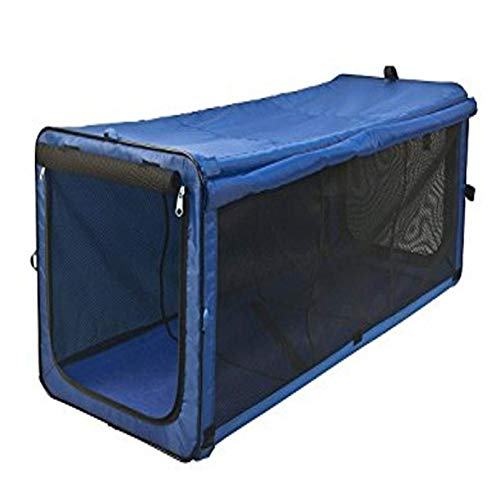 One for Pets The Indoor/Outdoor Cat Enclosure, Cat Playpen - Blue