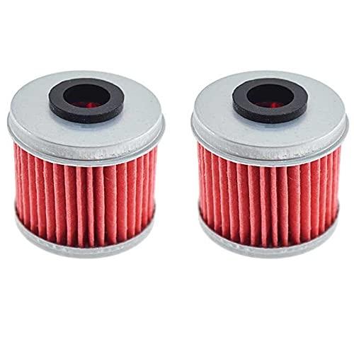 Filtro de aire para cortacésped Compatible con HONDA TRX500 FPM Fourtrax Foreman 4 x 4 ES Power Directora 2008 2009 2010 2011 2012 2013 2013 Trx 500 Filtro de aceite de la motocicleta Filtrar