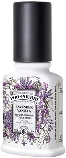 Poo Pourri Lavender Vanilla Pack Of 12