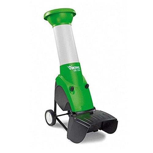 VIKING Stihl BioTrituradora eléctrica Ge 250 Herramienta para la jardinería