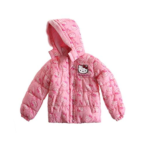 Hello kitty Doudoune Rose - Rose, 10 Ans